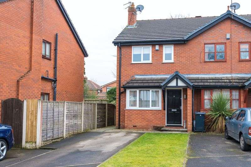 2 Bedrooms House for sale in Brook Farm Close, Ormskirk