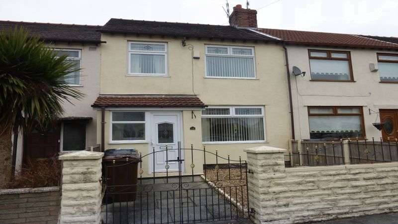 3 Bedrooms Terraced House for sale in Keir Hardie Avenue, Bootle