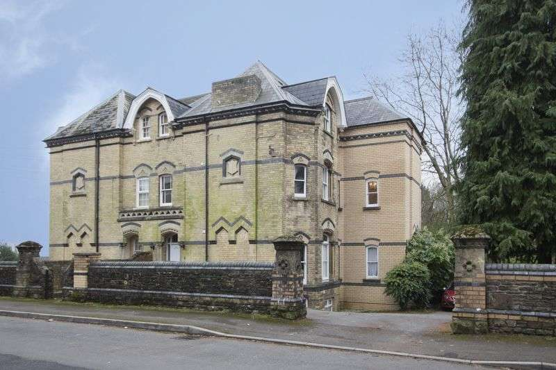 2 Bedrooms Flat for sale in Stow Park Crescent, Newport