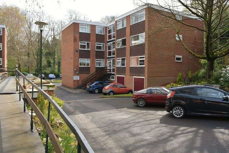 2 Bedrooms Flat for sale in Salisbury Close, Moseley - TWO BEDROOM APARTMENT IN MOSELEY WITH NO CHAIN!!