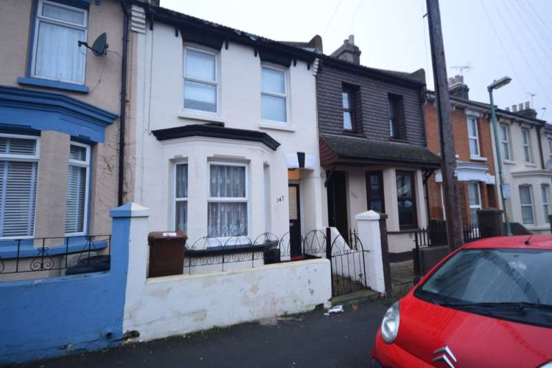 3 Bedrooms Property for sale in Shakespeare Road, Gillingham, ME7