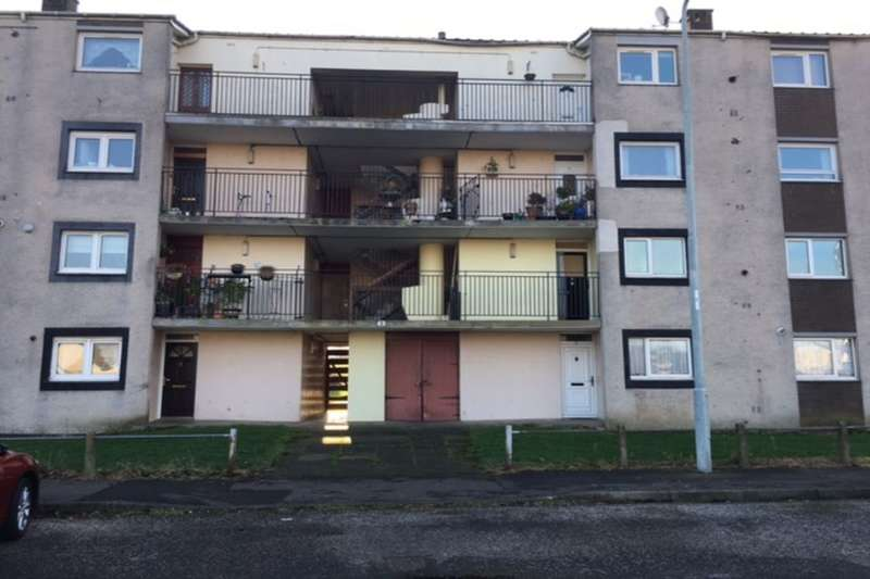 2 Bedrooms Flat for sale in Calder Place, Edinburgh, EH11