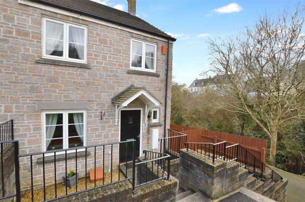 3 Bedrooms Semi Detached House for sale in Harebell Close, Pillmere, Saltash
