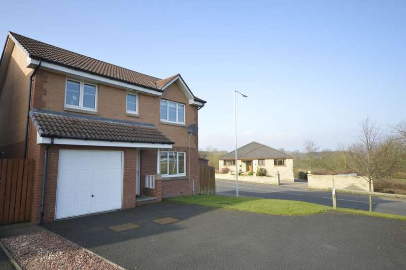 4 Bedrooms Detached House for sale in Bowhill View, Cardenden, Lochgelly, KY5