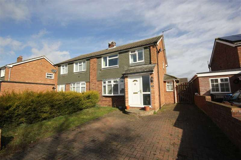 3 Bedrooms Semi Detached House for sale in Ash Grove, Great Cornard
