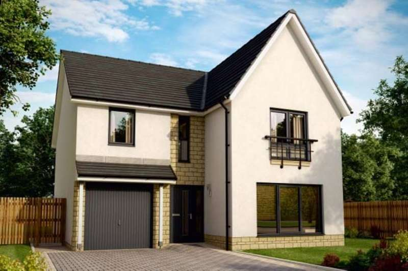 4 Bedrooms Detached House for sale in Strathearn Gardens, Auchterarder, PH3