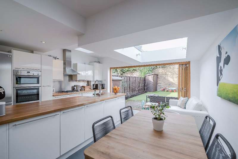 4 Bedrooms Terraced House for sale in Westfields Avenue, Barnes