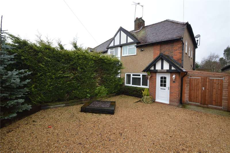 3 Bedrooms Semi Detached House for sale in Farm Road, Taplow, Buckinghamshire, SL6