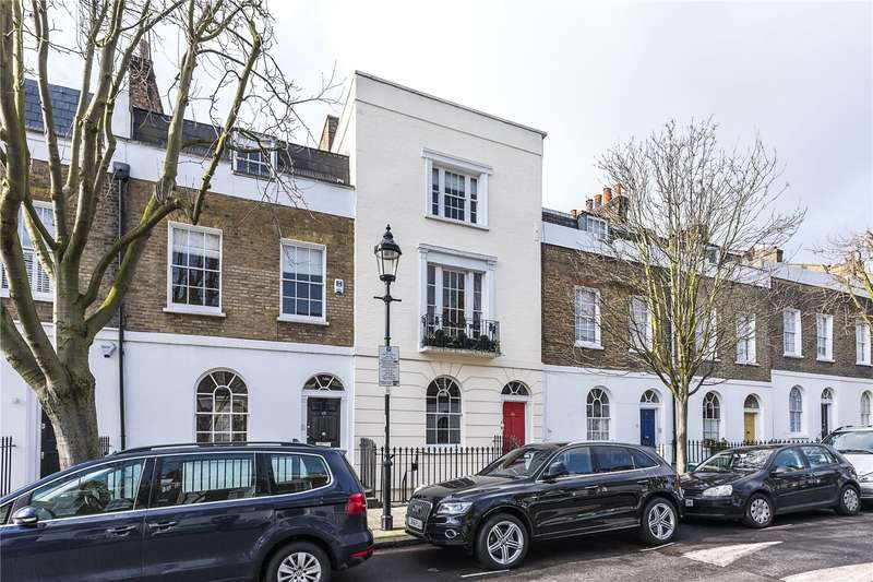 4 Bedrooms Terraced House for sale in College Cross, London, N1