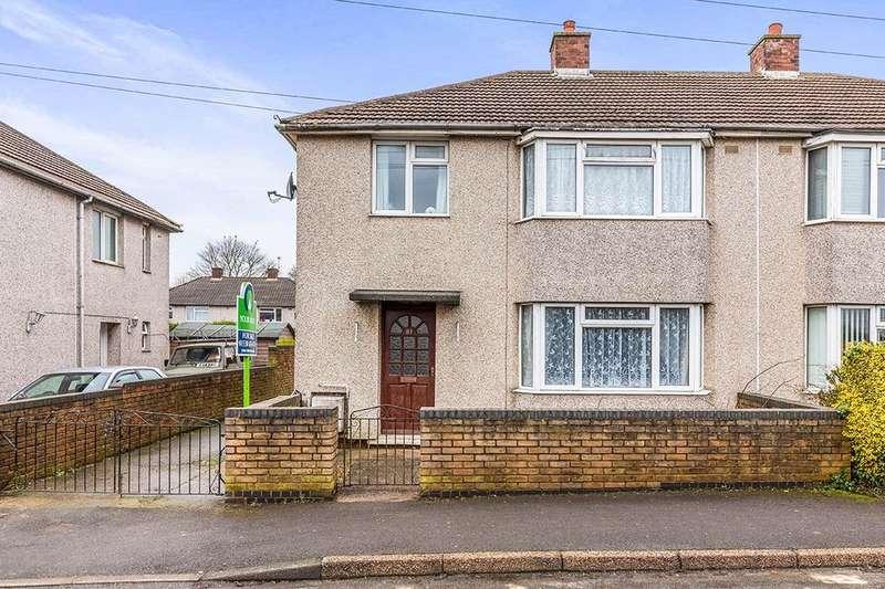 3 Bedrooms Semi Detached House for sale in Ravenslea, Ravenstone, Coalville, LE67