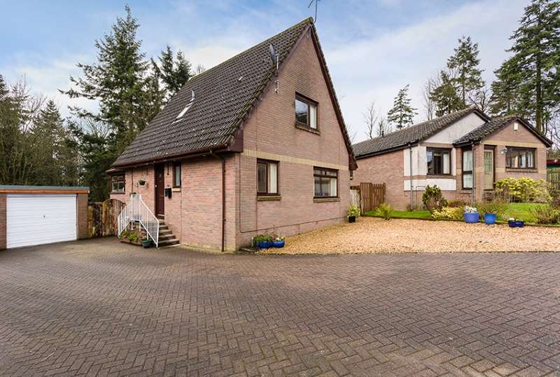 4 Bedrooms House for sale in Blackadder Court, Pitcairn, Glenrothes, Fife, KY7 6FB