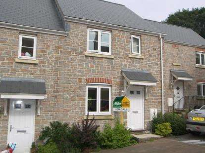 3 Bedrooms Terraced House for sale in Kelly Bray, Callington, Cornwall