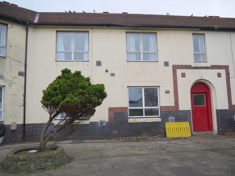2 Bedrooms Flat for sale in Walker Road, Ayr, KA8