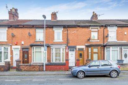 2 Bedrooms Terraced House for sale in Leonard Street, Burslem, Stoke On Trent, Staffs