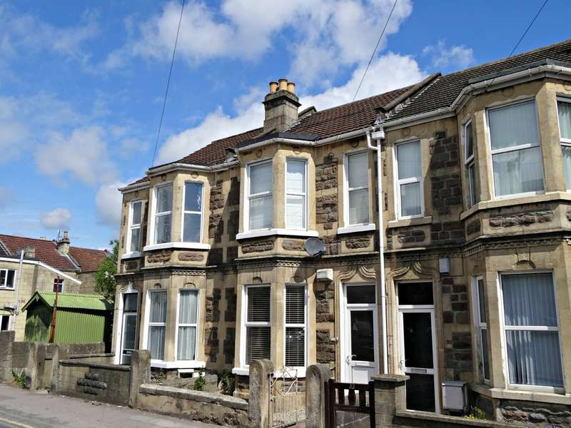 3 Bedrooms Terraced House for sale in Cynthia Road, Oldfield Park, Bath