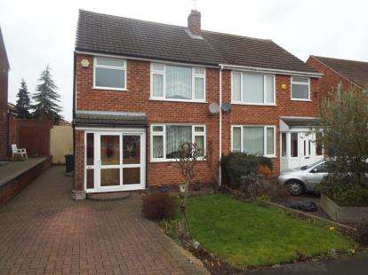 3 Bedrooms Semi Detached House for sale in Norton Road, Coleshill, Birmingham, West Midlands