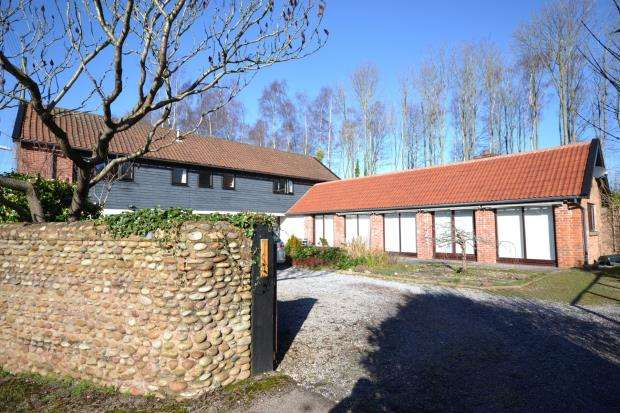 4 Bedrooms Detached House for sale in Hawkerland Road, Colaton Raleigh, Sidmouth, Devon