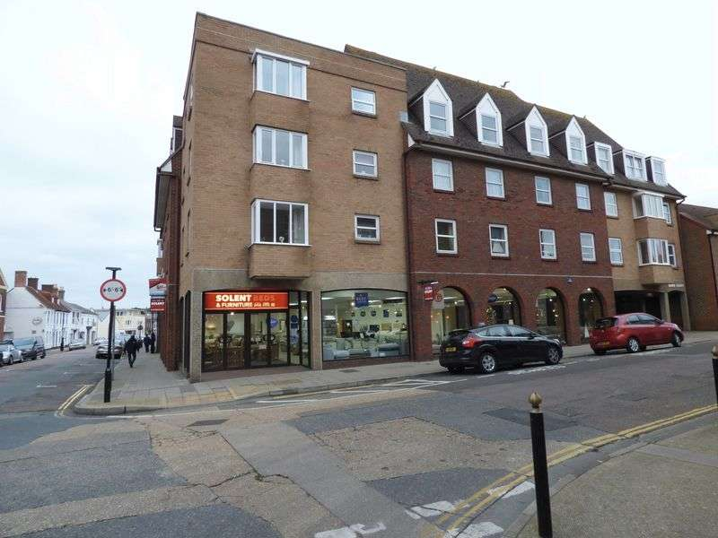 1 Bedroom Retirement Property for sale in Town Lane, Newport