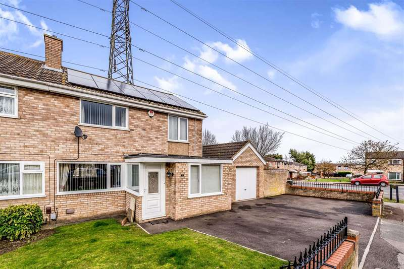 3 Bedrooms Semi Detached House for sale in Caister Road, Bedford, MK41