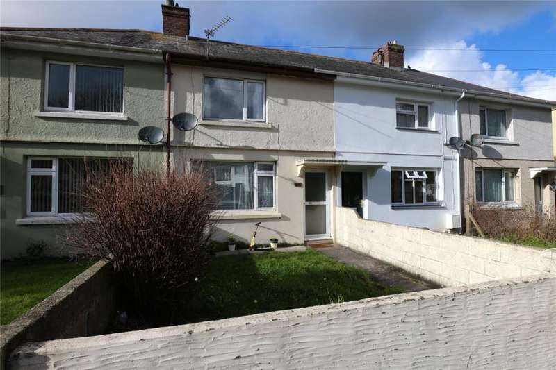 2 Bedrooms Terraced House for sale in Rectory Road, Camborne