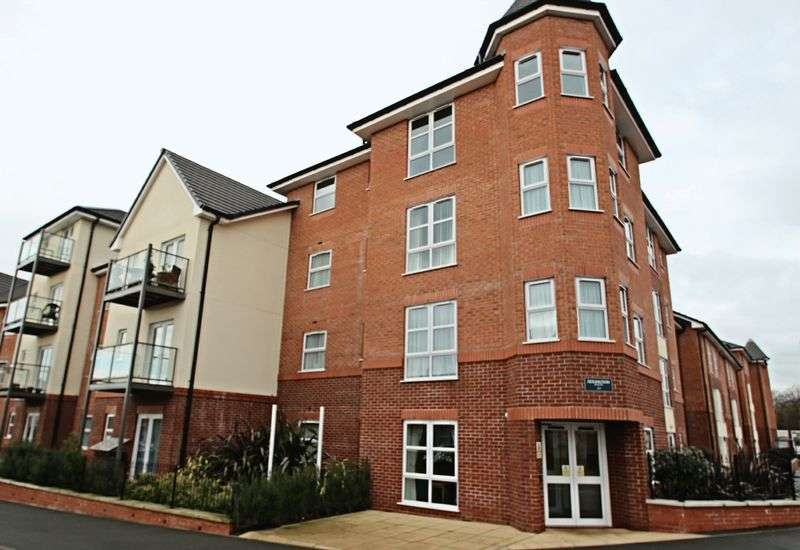 2 Bedrooms Flat for sale in High Street, Wolstanton