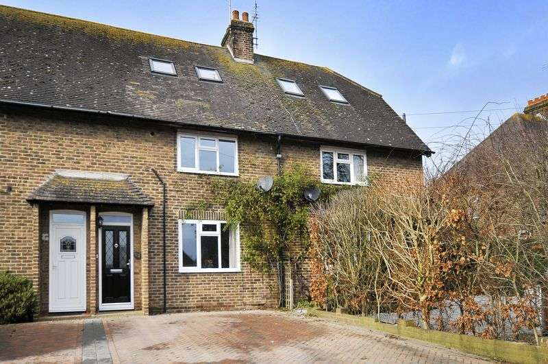 4 Bedrooms Terraced House for sale in Langbury Lane, Ferring