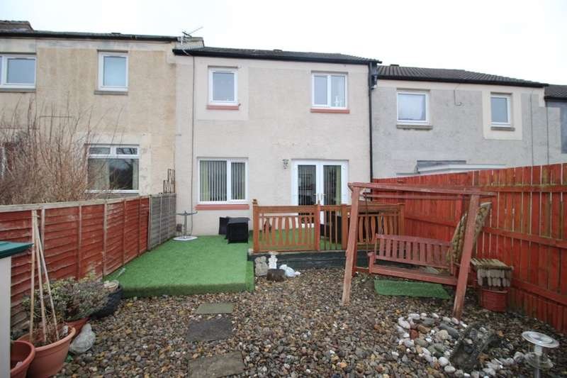 2 Bedrooms Property for sale in Inveraray Avenue, Glenrothes, KY7