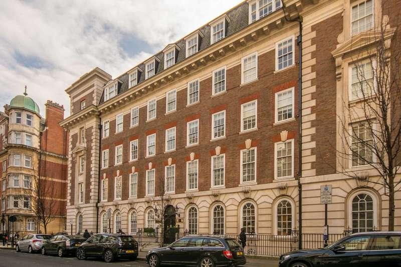 3 Bedrooms Flat for sale in Weymouth Street, Marylebone, W1W