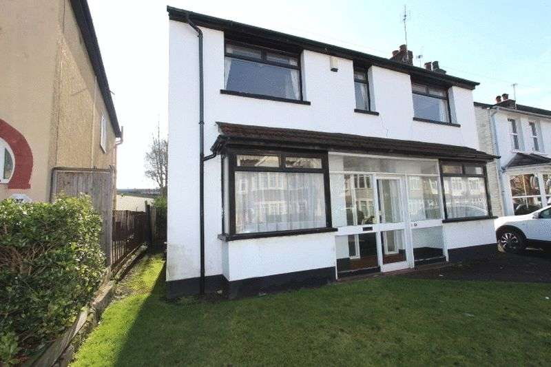 3 Bedrooms Detached House for sale in Gordon Road, Carshalton Beeches