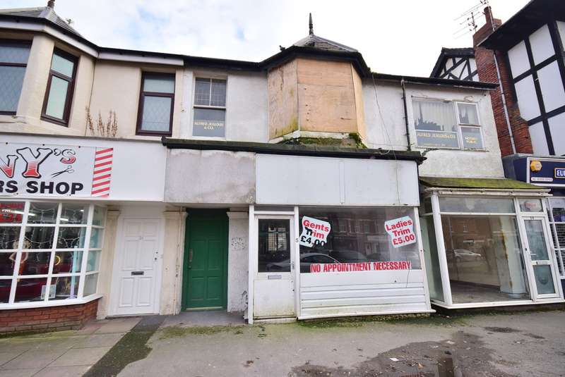 2 Bedrooms Commercial Property for sale in Wood Street, Lytham St Annes, FY8