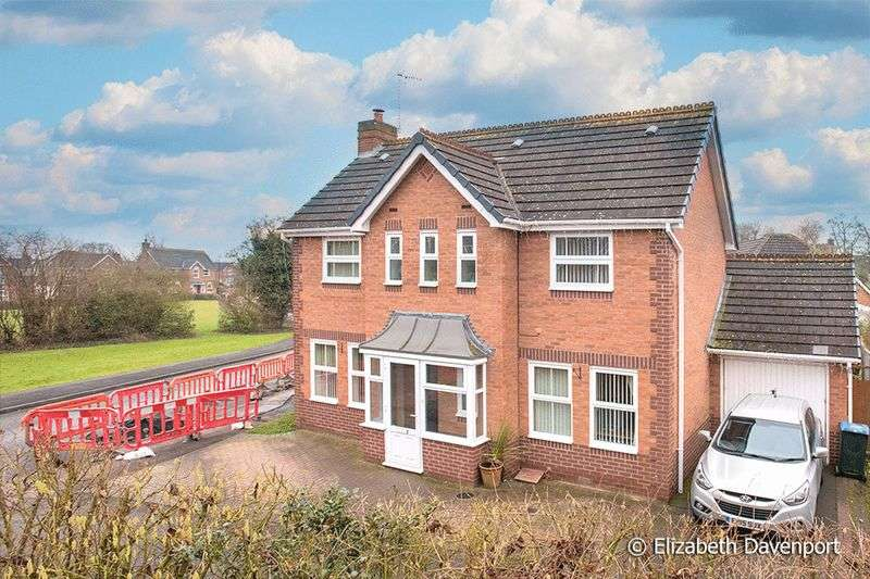 3 Bedrooms Detached House for sale in Ashfield Avenue, Banners Brook, Coventry