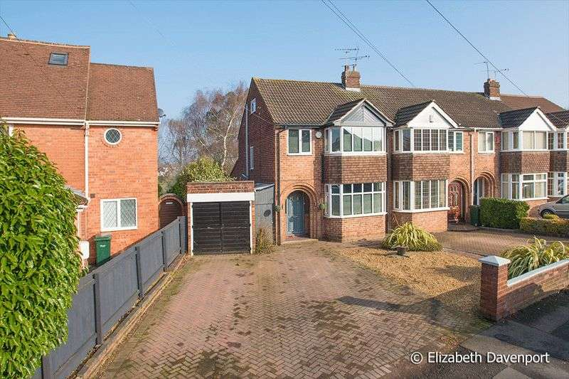 3 Bedrooms Terraced House for sale in Prince Of Wales Road, Chapelfields, Coventry