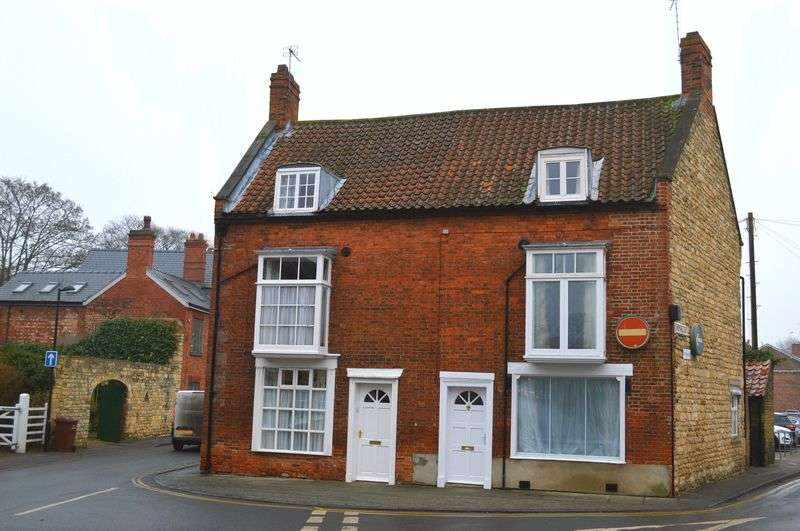 4 Bedrooms Semi Detached House for sale in Eastgate, LINCOLN