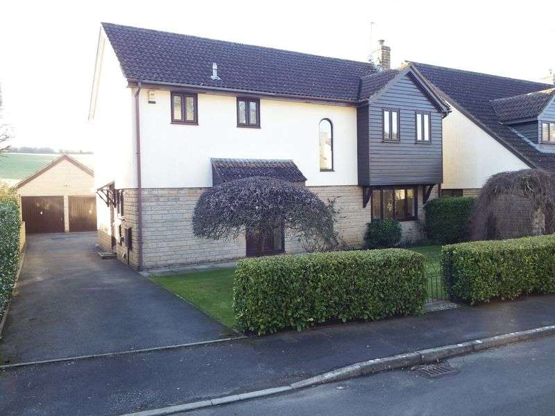 4 Bedrooms Detached House for sale in Redgate Park, Crewkerne