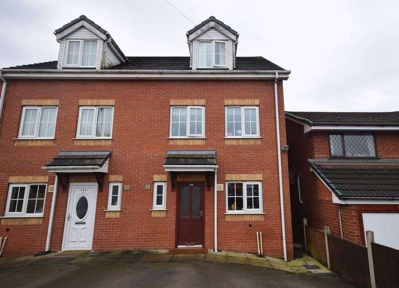 4 Bedrooms Mews House for sale in Whitfield Road, Ball Green