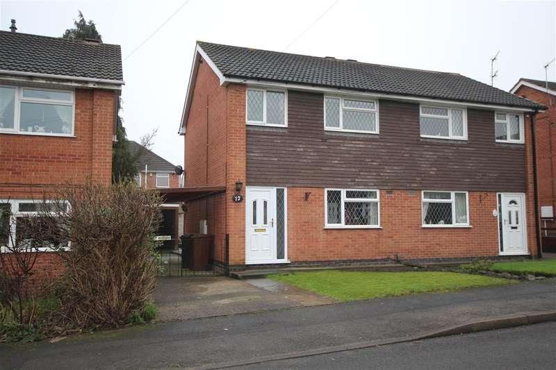 3 Bedrooms Semi Detached House for sale in Cromwell Avenue, Ilkeston