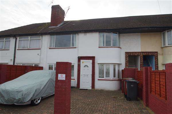 2 Bedrooms Apartment Flat for sale in Lancaster Avenue, Slough
