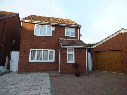 3 Bedrooms Detached House for sale in Richmond Court, Merseyside, Liverpool, Merseyside, L21