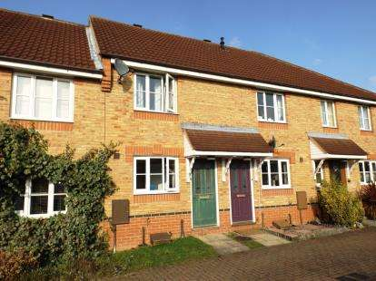 2 Bedrooms Terraced House for sale in Chafford Hundred, Grays, Essex