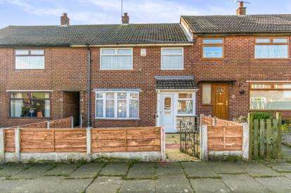 3 Bedrooms Terraced House for sale in Kinder Avenue, Ashton-Under-Lyne, Greater Manchester, Ashton