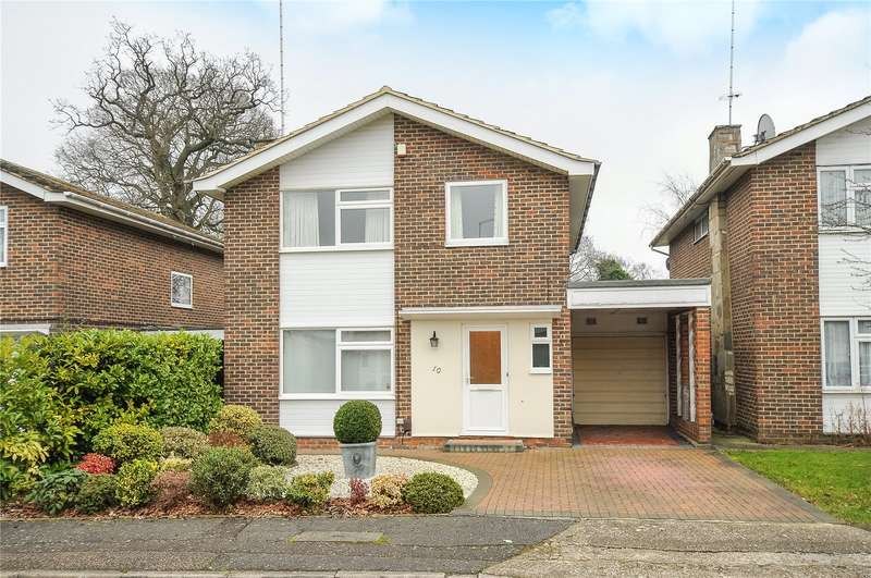 4 Bedrooms House for sale in Arden Mhor, Pinner, Middlesex, HA5
