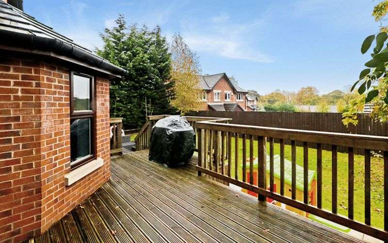 5 Bedrooms Detached House for sale in Bridgefield Mews, Bridgefield Drive, Bury, BL9 7UE