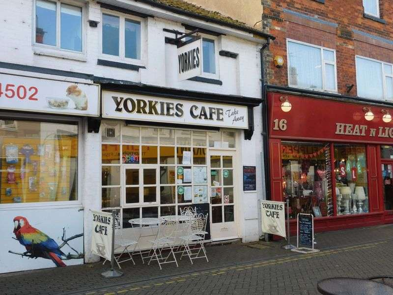 Property for sale in YORKIES CAFE, 18 HIGH STREET, SKEGNESS, LINCS, PE25 3NW