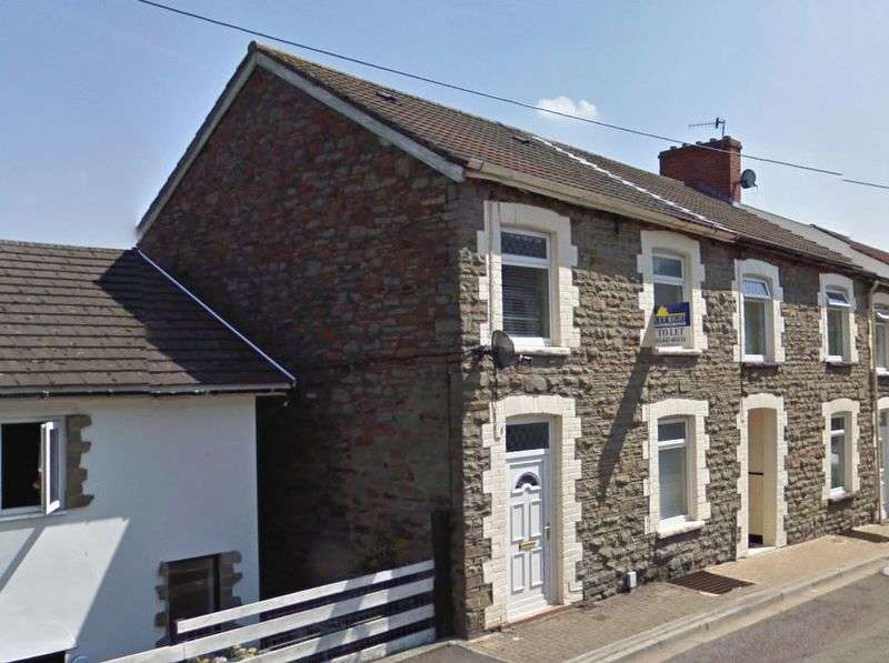 4 Bedrooms Terraced House for sale in Tower Street, Treforest, Pontypridd CF37 1NR