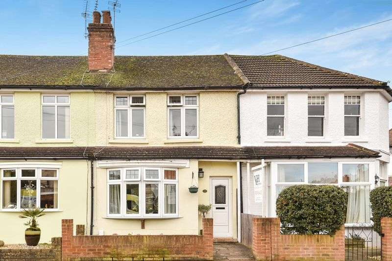 3 Bedrooms Terraced House for sale in Caen Wood Road, Ashtead
