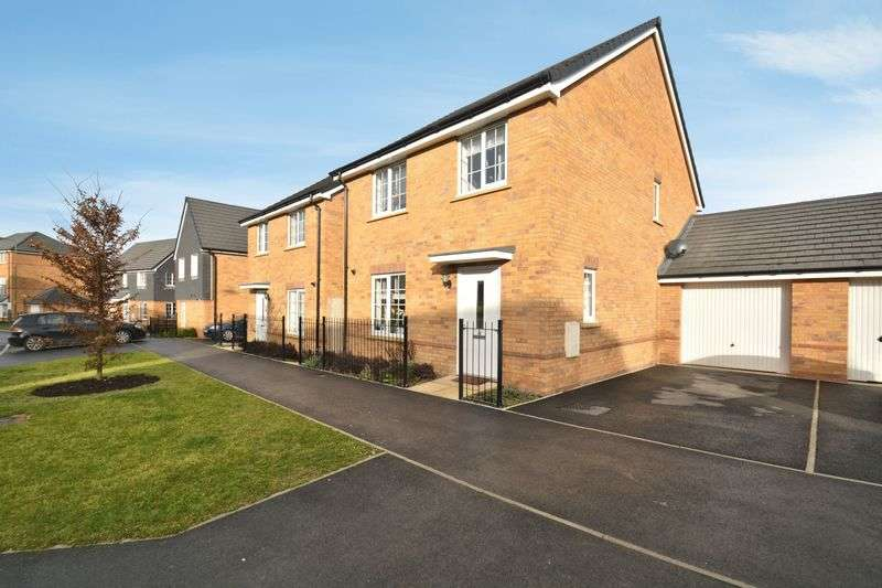 4 Bedrooms Detached House for sale in Greenfinch Road, Didcot