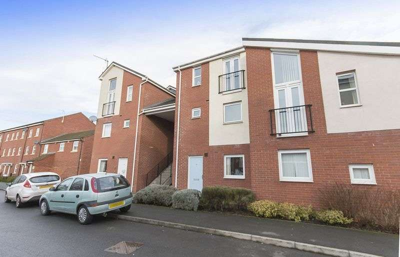 2 Bedrooms Flat for sale in WILDHAY BROOK, HILTON