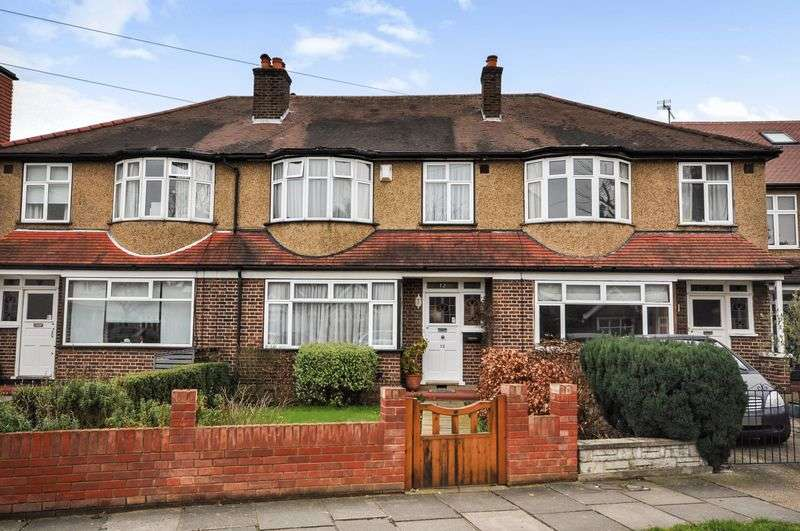 3 Bedrooms Terraced House for sale in Falcon Road, Hampton