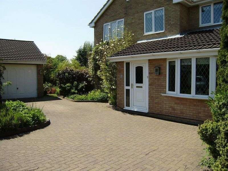 4 Bedrooms Detached House for sale in Ainsty Hunt, Newton Aycliffe