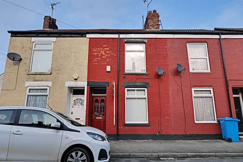 2 Bedrooms Terraced House for sale in Rensburg Street, Hull
